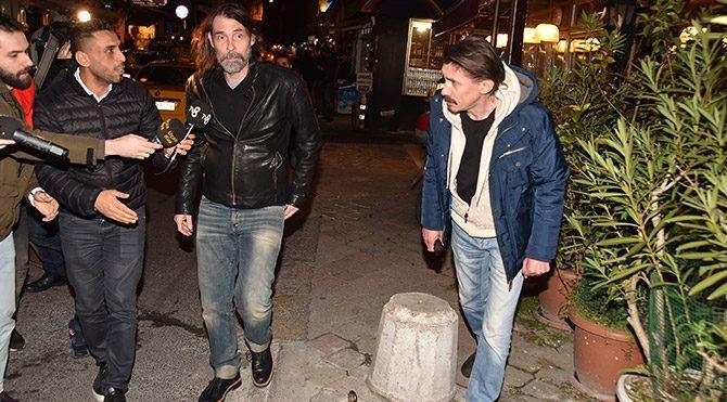 Erdal Beşikçioğlu muhabirlere sitem etti