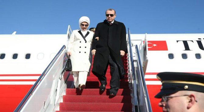 ABD'de Erdoğan gerginliği