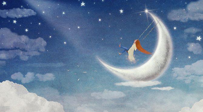 Koç burcunda Uranüsyen Yeni Ay