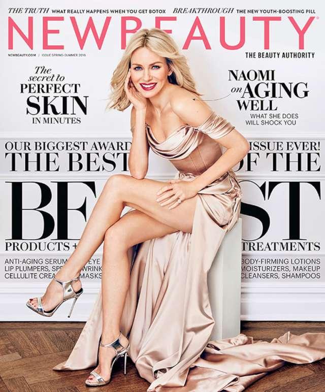 Naomi Watts NewBeauty