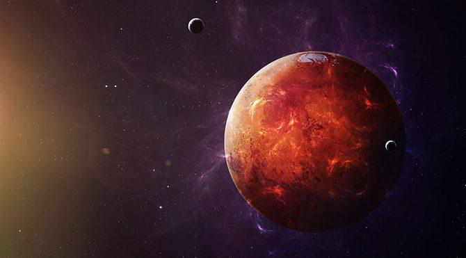 Astrolojide Mars
