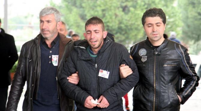 Şehit polis Aksö, İzmir'de gözyaşlarıyla toprağa verildi