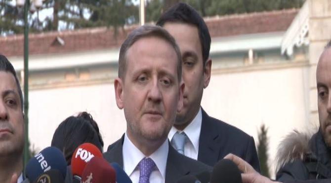 Cumhurbaşkanı Erdoğan'ın kulüp başkanları ile toplantısı sona erdi