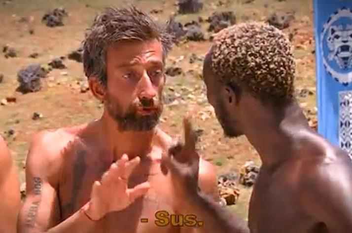 Survivor 2016′nın 36. bölümünde Yattara ve Yunus Günçe tartışması