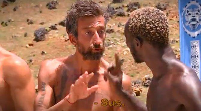 Survivor 2016'nın 36. bölümünde Yattara ve Yunus Günçe tartışması