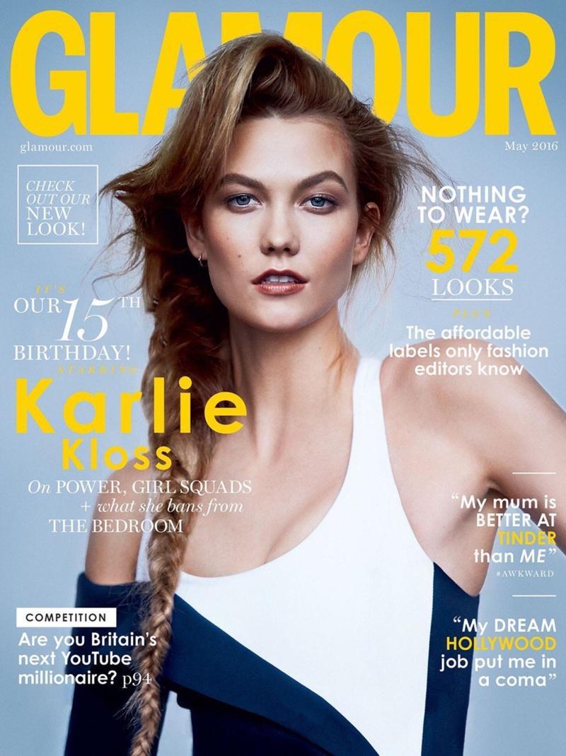 Karlie Kloss Glamour