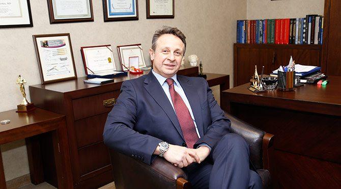 Türk hekimin başarısı