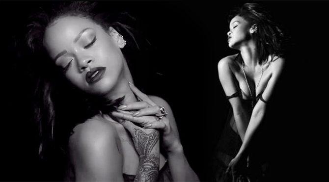 Rihanna'nın piercingi olay yarattı