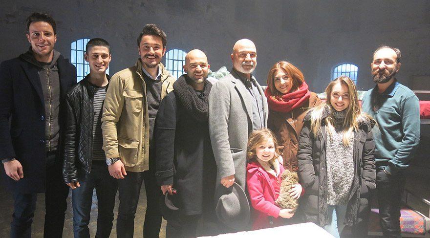Murat Evgin klibinde öğrencileri oynattı