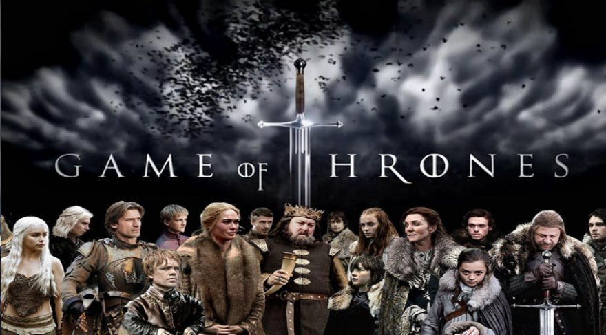 Game Of Thrones internetten kaldırıldı