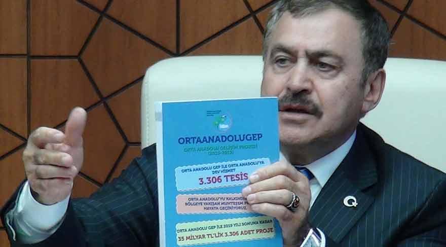 Veysel Eroğlu'nun sözleri Twitter'ı coşturdu