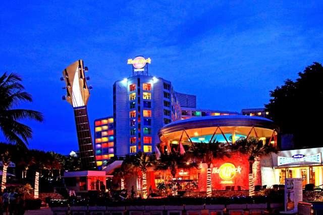 Hard Rock Hotel Foto: Bülten