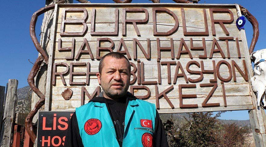 Burdur'da örnek doğa projesi