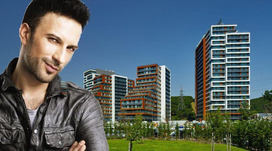 Megastar Tarkan Maslak'ta ofis aldı