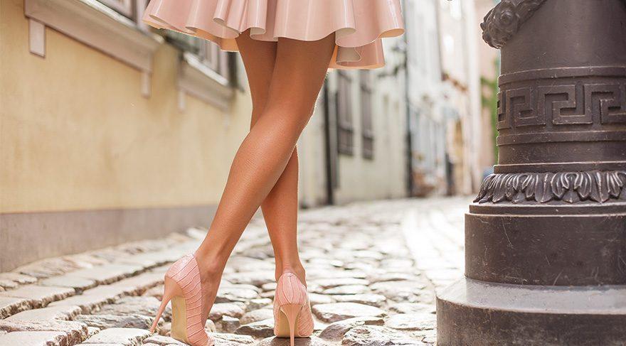 Uzun bacaklar için bunları yapın
