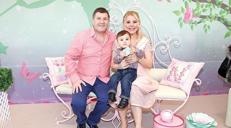 Melisa bebek için özel parti