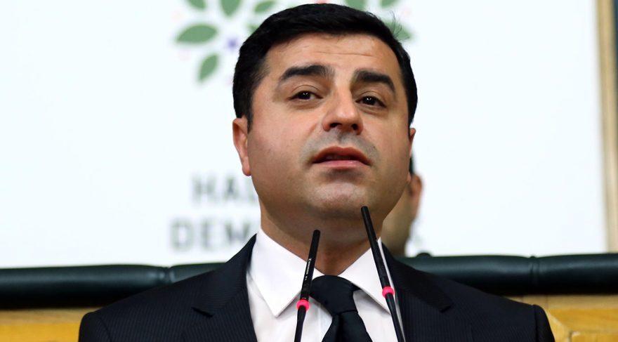 Selahattin Demirtaş'tan MHP'ye sert sözler