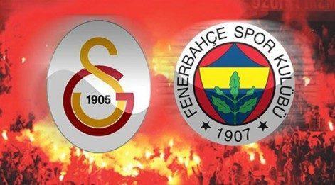 Galatasaray Fenerbahçe maçı saat kaçta? Dev derbinin günü geldi!