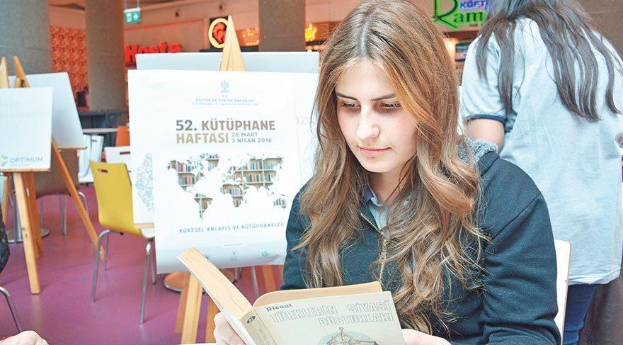 Kitap okuma şenliği