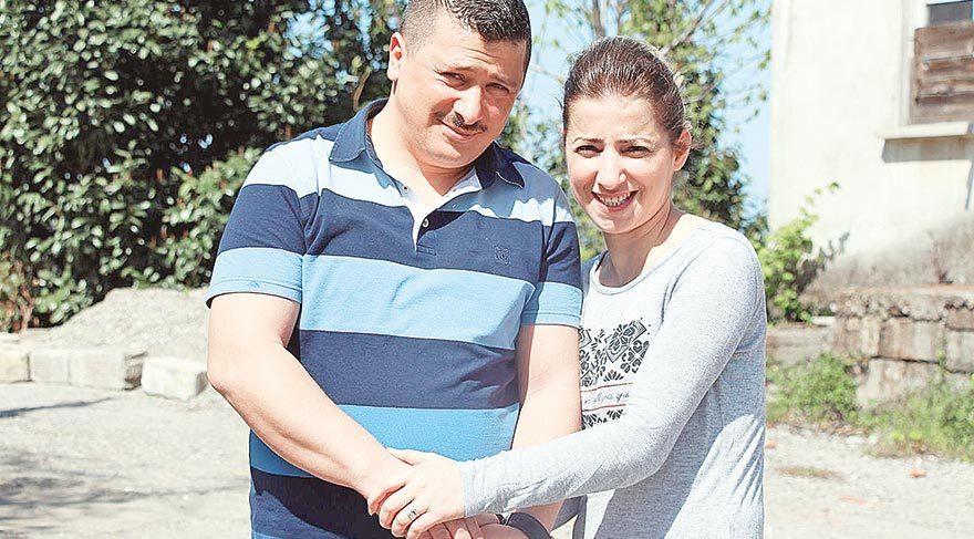 Yedi ay önce tek böbreğini eşine bağışlayan Engin Kahya, İlknur'un hastalığının birbirlerine olan sevgi ve saygıyı daha da arttırdığını söyledi.