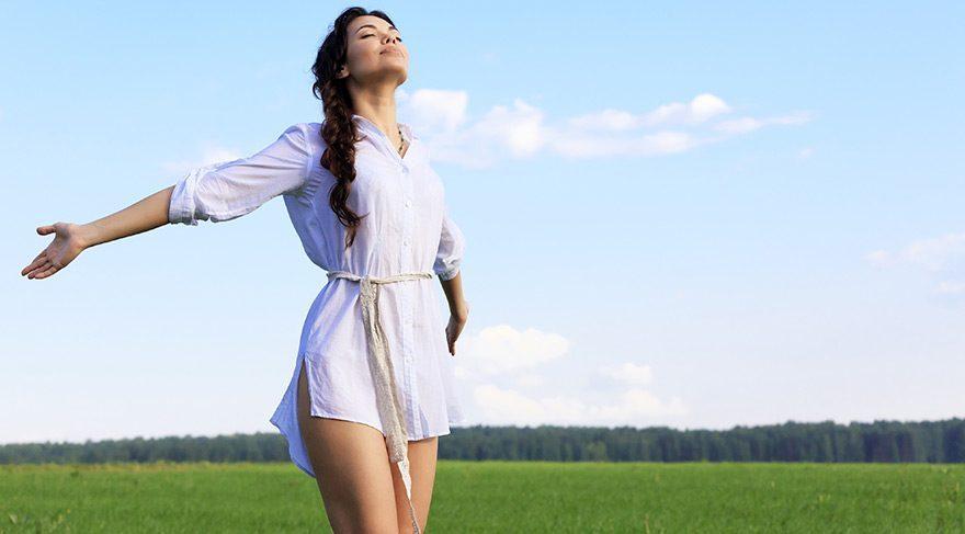 Bahar yorgunluğunun 3 doğal ilacı