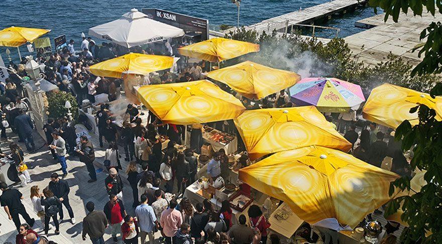 Nisan ayı yeme–içme festivalleri