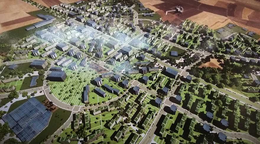 İşte 'Süper Kent'in kurulacağı şehir