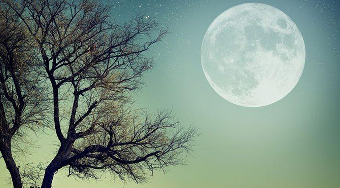 Merkür'den sonra Ay da Boğa burcunda