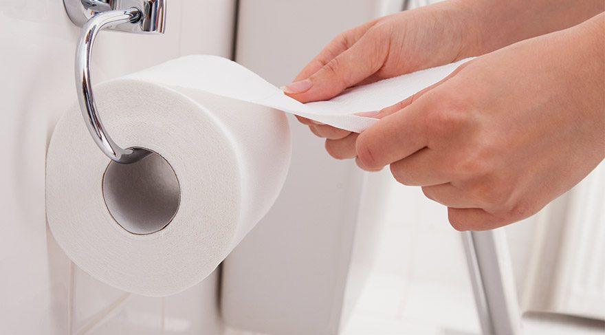 Tuvalet kağıdını astığınız yöne dikkat edin