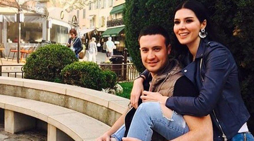 Burak Sağyaşar ve Hatice Şendil Fransa'ya gitti