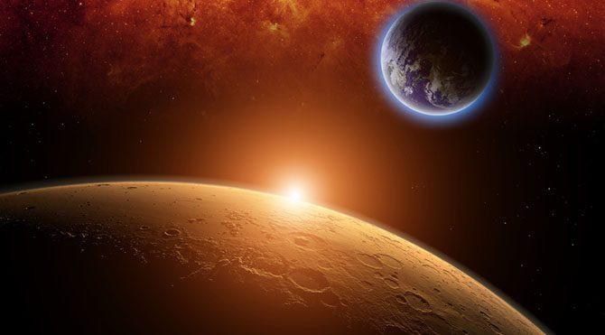 Bahar yorgunluğu değil, Mars Retrosu!
