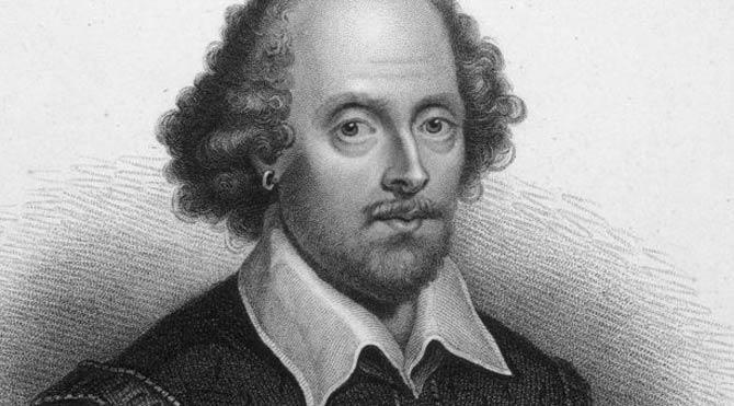 Shakespeare'in eseri ortaya çıktı