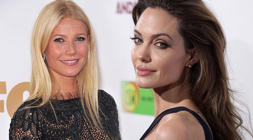 Angelina Jolie'ye özenince arı saldırısına razı oldu