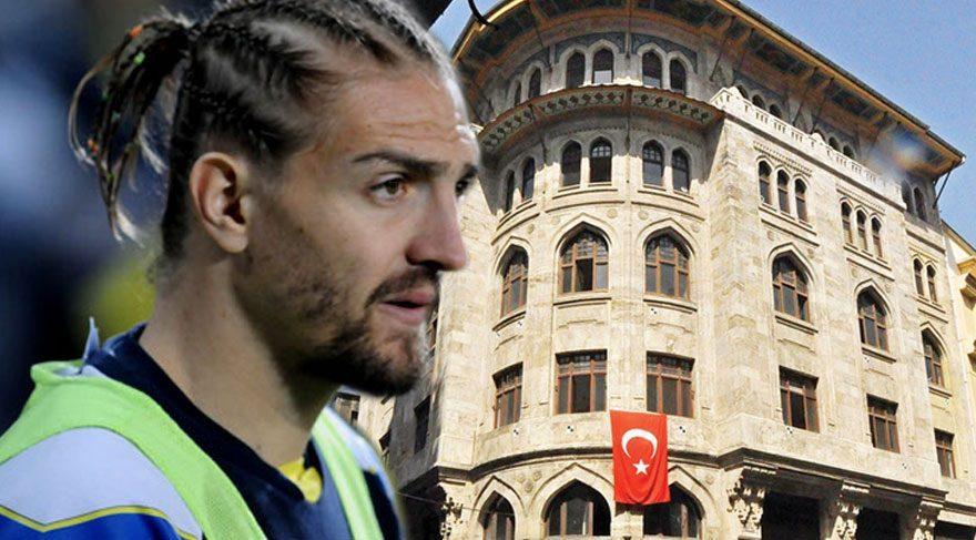 Caner Erkin Sirkeci'de otel açıyor
