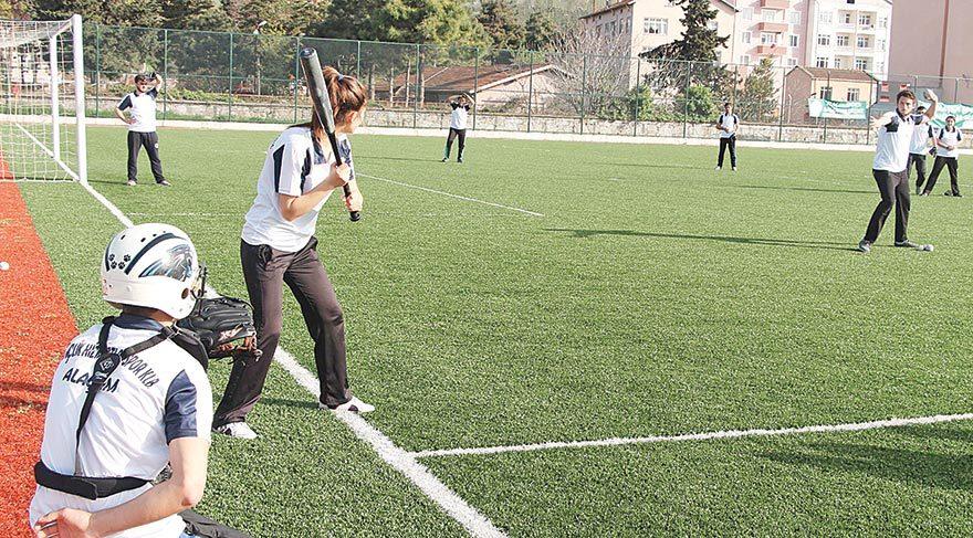 Karadeniz kadınının yeni sporu