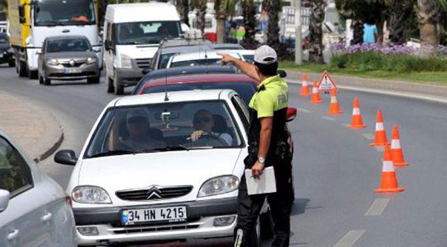 E-devlet'te araç sorgulaması yapılamayacak