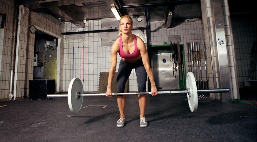 Kadınlar ağırlık çalışmalı mı?