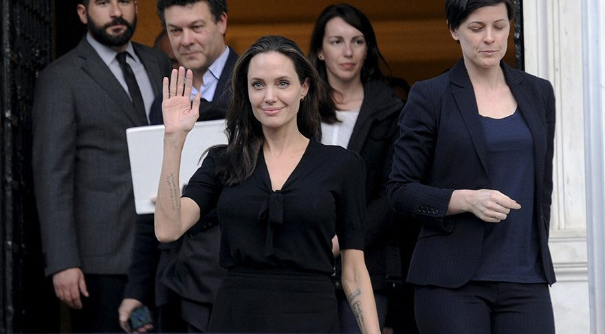 Angelina Jolie Foto: Reuters