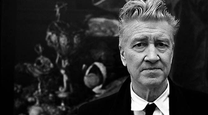 David Lynch'ten efsane kadrolu albüm