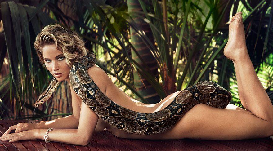 Jennifer Lawrence kıvrımlarından vazgeçmek istemiyor