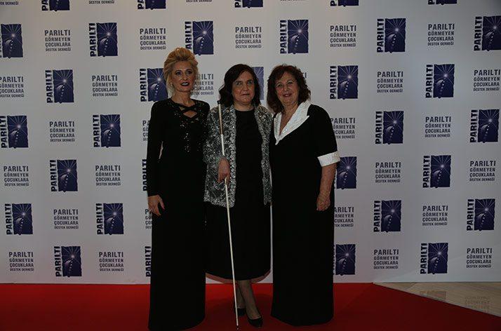Neşe Gönül - Hale Bacakoğlu - Monik Pekel