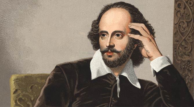 Shakespeare saygı pulu