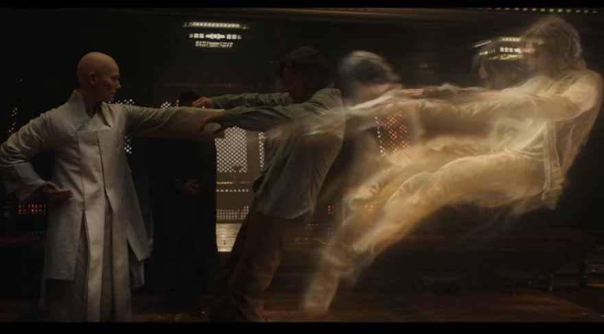 Doctor Strange'den ilk fragman geldi