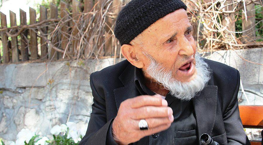 Hasan dededen 110 yıl yaşamanın sırrı