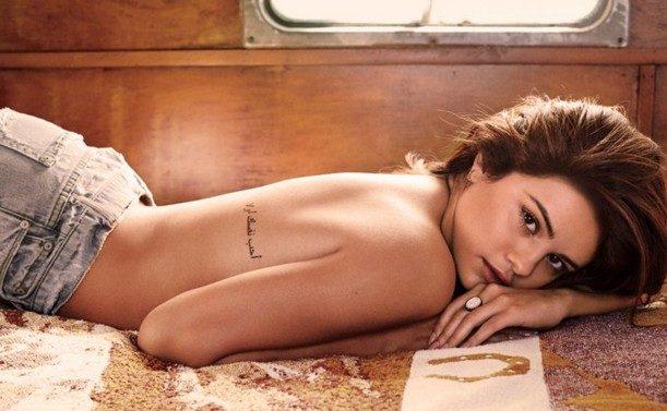 Selena Gomez GQ