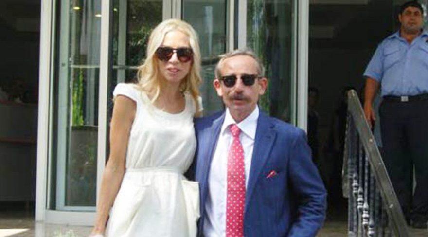 Zeynep Casalini ve Tahsin Berk bir ay önce boşanmış