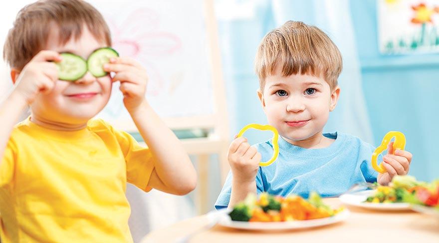 Çocukların iştahını arttıracak öneriler