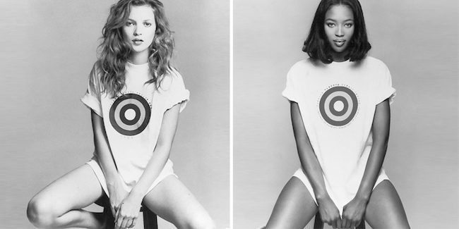 Kate Moss- Naomi Campbell 1996