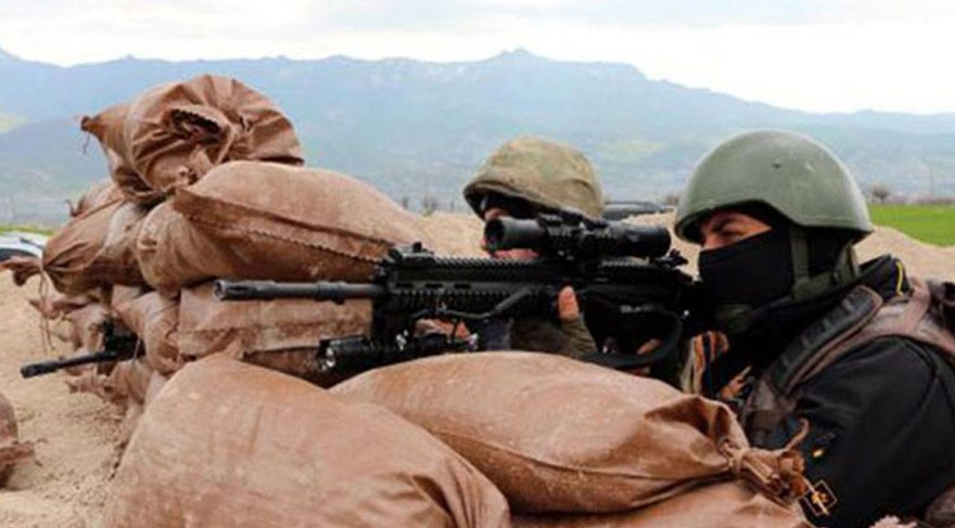 TSK operasyon açıklaması! 20 PKK'lı öldürüldü