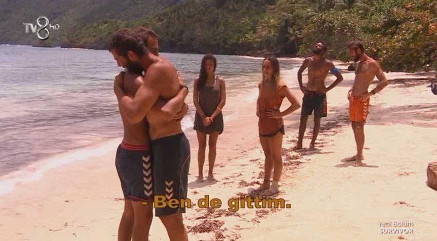 Survivor'da Zafer'in vedası herkesi ağlattı